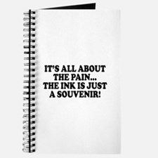 It's All About the Pain V1 Journal