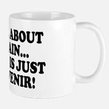 It's All About the Pain V1 Mug