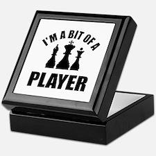 Cool Chess Designs Keepsake Box