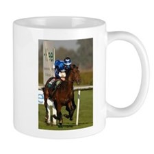 Racing Horse Mug