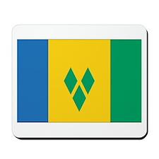 SVG Flag Mousepad