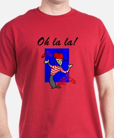 Oh La La French T-Shirt