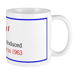 Mug: ZIP Codes were introduced for U.S. mail today