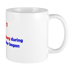 Mug: Battle of Gettysburg during the American Civi