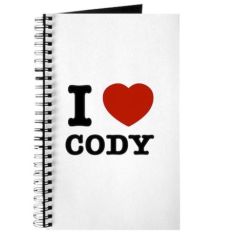 I love Cody Journal