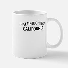 Half Moon Bay California Mug