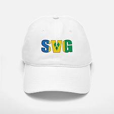 SVG Baseball Baseball Cap