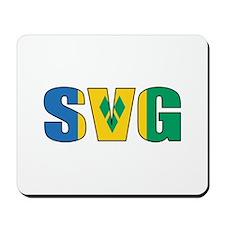 SVG Mousepad