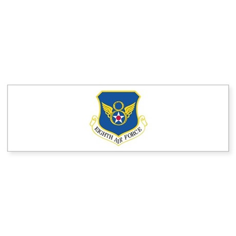 Eighth Air Force Sticker (Bumper)