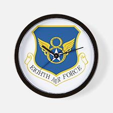 Eighth Air Force Wall Clock