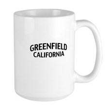 Greenfield California Mug