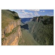 Australia, Blue Mountains National Park, Panoramic