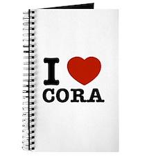 I love Cora Journal