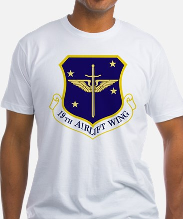 19th Airlift Wing Shirt