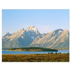 Wyoming, Grand Teton National Park Poster