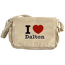 I love Dalton Messenger Bag