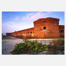 Florida, Dry Tortugas National Park, Fort Jefferso