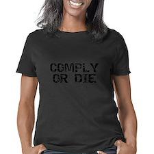 FRONT OBAMA @ WORK T-Shirt