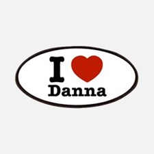 I love Danna Patches