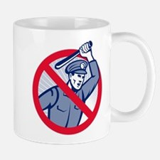 Police brutality Mug
