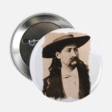 "Wild Bill Hickok 2.25"" Button (100 pack)"