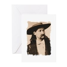 Wild Bill Hickok Greeting Cards (Pk of 10)