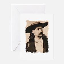 Wild Bill Hickok Greeting Cards (Pk of 10)