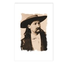 Wild Bill Hickok Postcards (Package of 8)