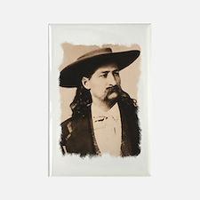 Wild Bill Hickok Rectangle Magnet