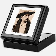 Wild Bill Hickok Keepsake Box