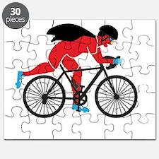 Unique Cycle Puzzle