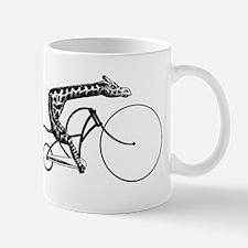 Cute Bike bicycle cycle cycling fun play sport mountain Mug