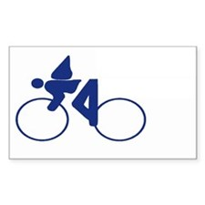 Bicycle playing Decal