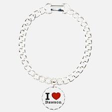 I love Dawson Bracelet