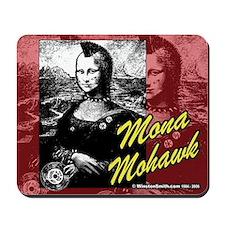 Mona Mohawk Mousepad