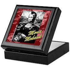 Mona Mohawk Keepsake Box