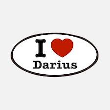 I love Darius Patches