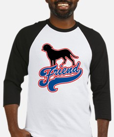 Treeing Tennessee Brindle Baseball Jersey