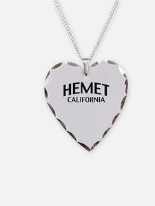 Hemet California Necklace