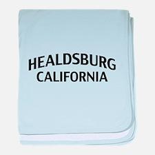 Healdsburg California baby blanket