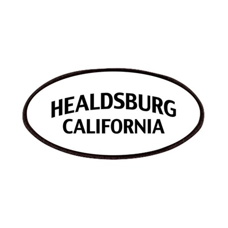 Healdsburg California Patches