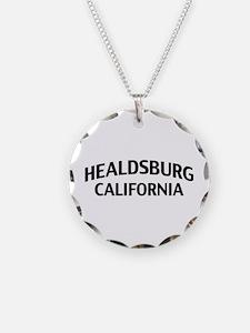 Healdsburg California Necklace