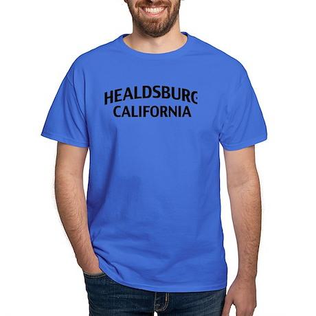 Healdsburg California Dark T-Shirt