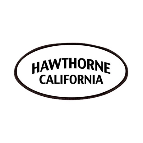 Hawthorne California Patches