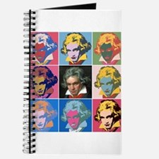 Cute Pop art Journal