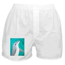 Laughing Dolphin Boxer Shorts