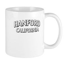 Hanford California Mug