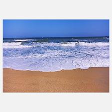 Surf on the beach, Playlinda Beach, Canaveral Nati
