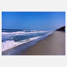 Waves on the beach, Playlinda Beach, Canaveral Nat