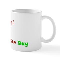 Mug: Fried Chicken Day